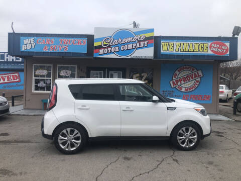 2016 Kia Soul for sale at Claremore Motor Company in Claremore OK
