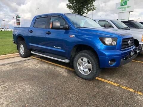 2009 Toyota Tundra for sale at Canuck Truck in Magrath AB