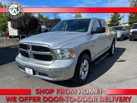 2014 RAM Ram Pickup 1500 for sale at Auto 206, Inc. in Kent WA
