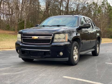 2010 Chevrolet Avalanche for sale at Top Notch Luxury Motors in Decatur GA