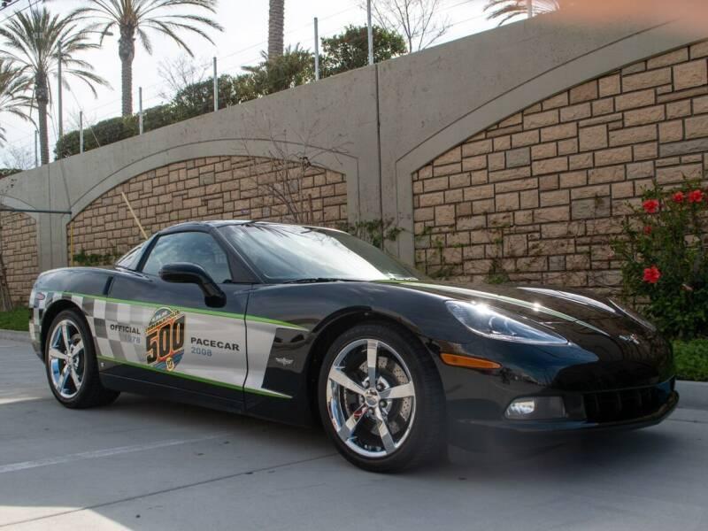 2008 Chevrolet Corvette for sale in Anaheim, CA