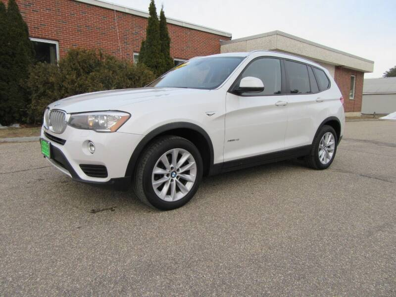 2017 BMW X3 for sale at Kar Kraft in Gilford NH