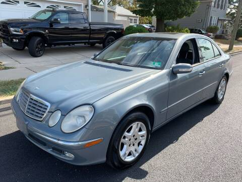 2004 Mercedes-Benz E-Class for sale at Jordan Auto Group in Paterson NJ