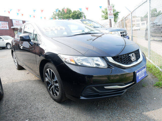 2013 Honda Civic for sale at MICHAEL ANTHONY AUTO SALES in Plainfield NJ
