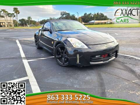 2006 Nissan 350Z for sale at Exxact Cars in Lakeland FL