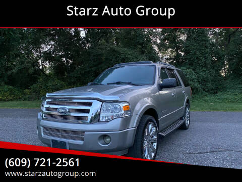 2008 Ford Expedition for sale at Starz Auto Group in Delran NJ