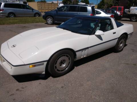 1986 Chevrolet Corvette for sale at Wolf's Auto Inc. in Great Falls MT