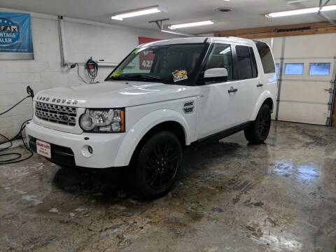 2011 Land Rover LR4 for sale at BOLLING'S AUTO in Bristol TN