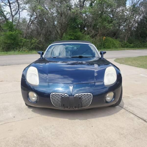 2008 Pontiac Solstice for sale in Austin, TX