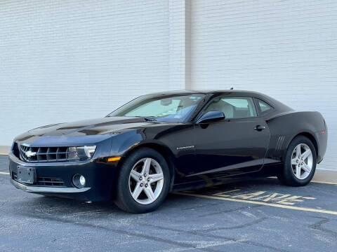 2012 Chevrolet Camaro for sale at Carland Auto Sales INC. in Portsmouth VA