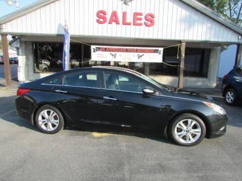 2011 Hyundai Sonata for sale at Eagle Auto Center in Seneca Falls NY