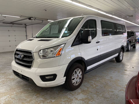2020 Ford Transit Passenger for sale at Stakes Auto Sales in Fayetteville PA