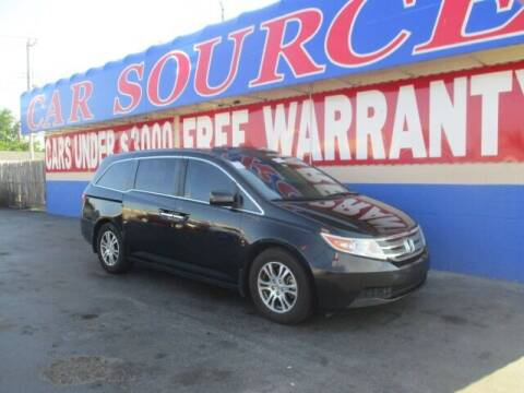 2011 Honda Odyssey for sale at CAR SOURCE OKC in Oklahoma City OK