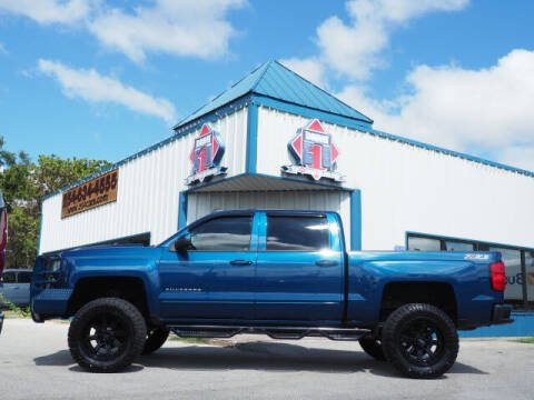 2017 Chevrolet Silverado 1500 for sale at DRIVE 1 OF KILLEEN in Killeen TX