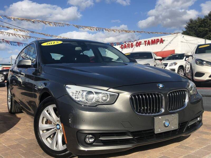 2015 BMW 5 Series for sale at Cars of Tampa in Tampa FL