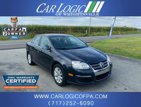 2010 Volkswagen Jetta for sale at Car Logic in Wrightsville PA