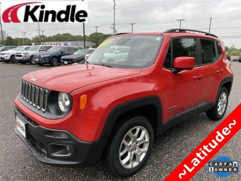 2015 Jeep Renegade for sale at Kindle Auto Plaza in Middle Township NJ