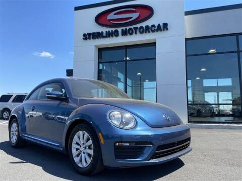 2019 Volkswagen Beetle for sale at Sterling Motorcar in Ephrata PA