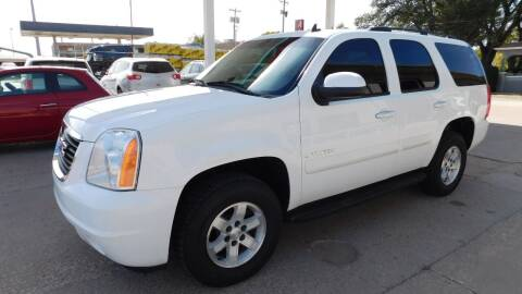 2009 GMC Yukon for sale at Mid Kansas Auto Sales in Pratt KS