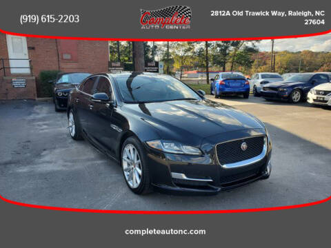 2016 Jaguar XJ for sale at Complete Auto Center , Inc in Raleigh NC