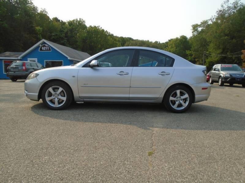 2006 Mazda MAZDA3 for sale at Michigan Auto Sales in Kalamazoo MI
