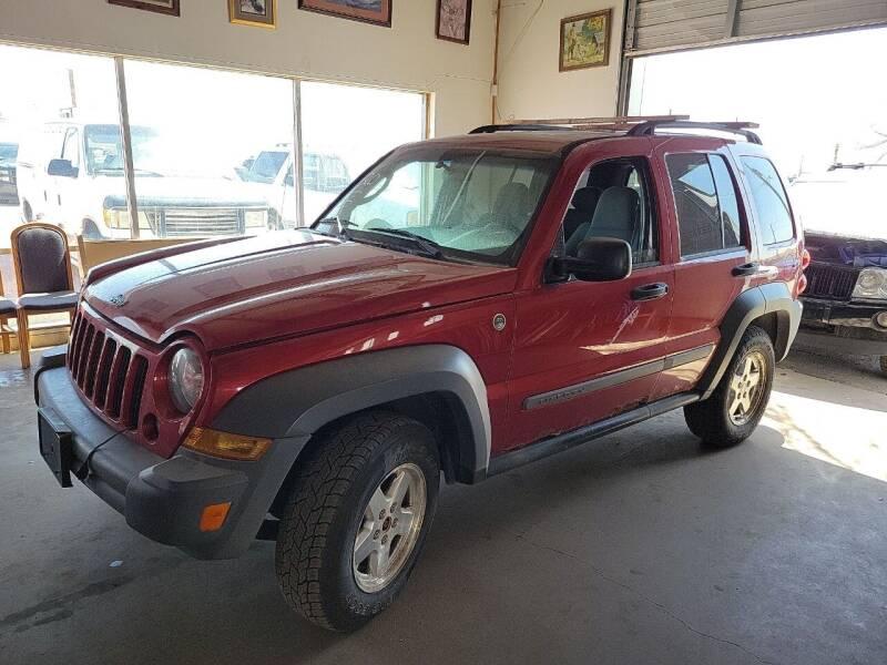 2005 Jeep Liberty for sale at PYRAMID MOTORS - Pueblo Lot in Pueblo CO