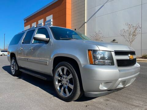 2014 Chevrolet Suburban for sale at ELAN AUTOMOTIVE GROUP in Buford GA