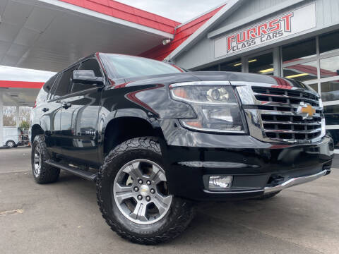 2017 Chevrolet Tahoe for sale at Furrst Class Cars LLC  - Independence Blvd. in Charlotte NC