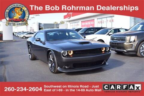 2019 Dodge Challenger for sale at BOB ROHRMAN FORT WAYNE TOYOTA in Fort Wayne IN