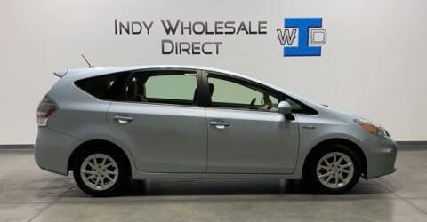 2014 Toyota Prius v for sale at Indy Wholesale Direct in Carmel IN