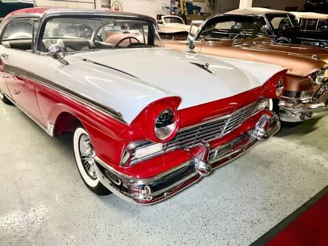1957 Ford Fairlane for sale at Berliner Classic Motorcars Inc in Dania Beach FL