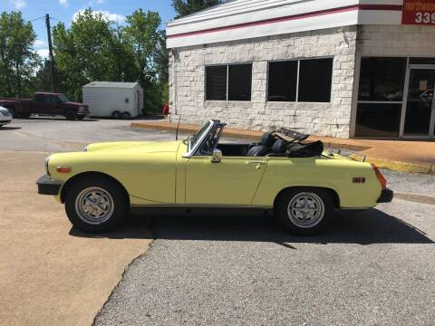 1977 MG Midget for sale at Northwood Auto Sales in Northport AL