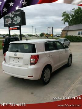2012 Scion xD for sale at 66 Auto Center in Joplin MO