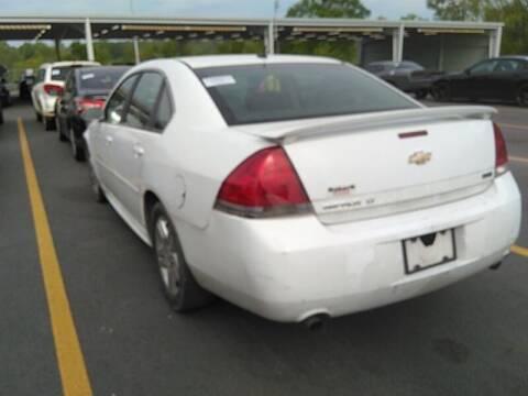 2013 Chevrolet Impala for sale at Palmer Automobile Sales in Decatur GA