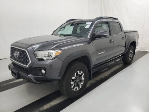 2018 Toyota Tacoma for sale at A.I. Monroe Auto Sales in Bountiful UT