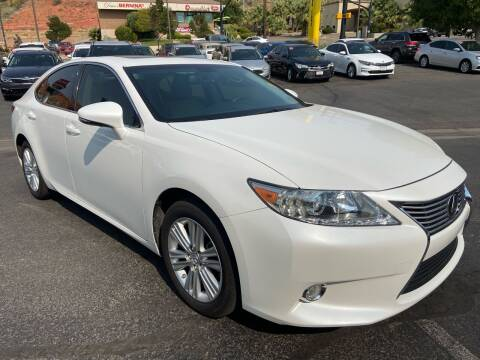 2014 Lexus ES 350 for sale at Boulevard Motors in St George UT