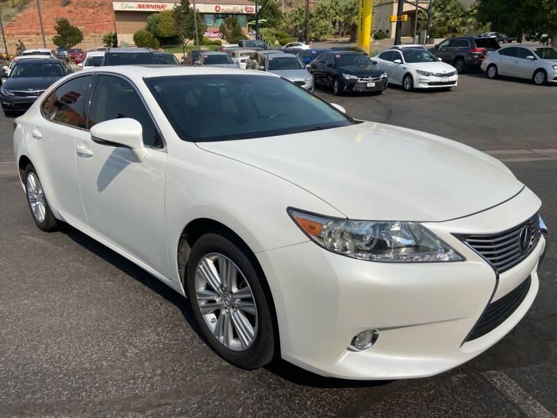 2014 Lexus ES 350 for sale at Boulevard Motors in St George UT