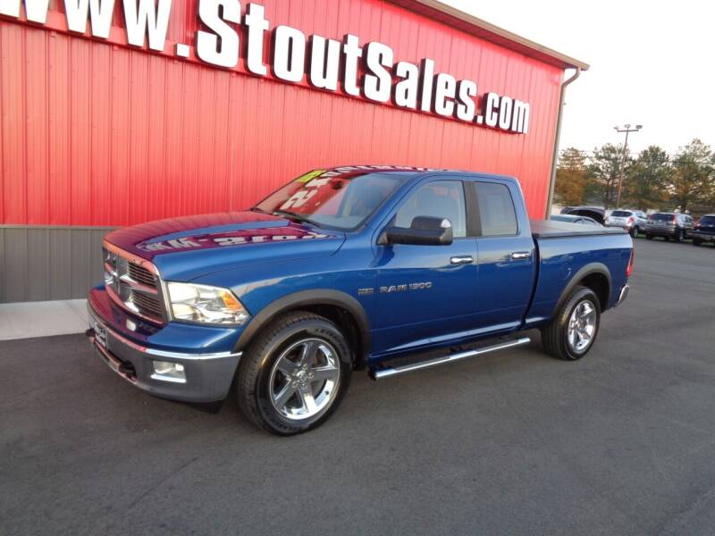 2011 RAM Ram Pickup 1500 for sale at Stout Sales in Fairborn OH