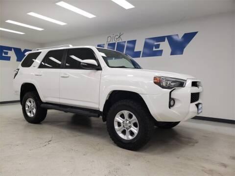 2015 Toyota 4Runner for sale at HILEY MAZDA VOLKSWAGEN of ARLINGTON in Arlington TX