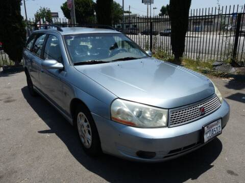 2003 Saturn L-Series for sale at Oceansky Auto in Los Angeles CA