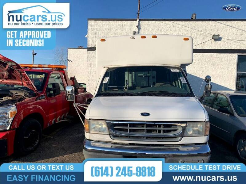 2001 Ford E-Series Chassis for sale in Reynoldsburg, OH