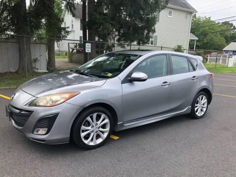 2010 Mazda MAZDA3 for sale at AMERI-CAR & TRUCK SALES INC in Haskell NJ
