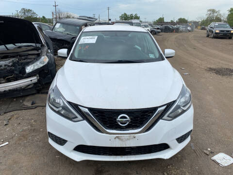 2016 Nissan Sentra for sale at Cartel Auto Parts in Philadelphia PA
