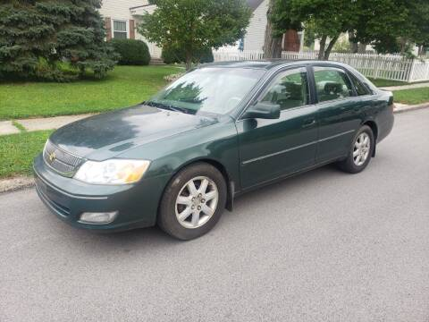 2001 Toyota Avalon for sale at REM Motors in Columbus OH