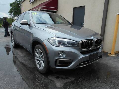 2017 BMW X6 for sale at AutoStar Norcross in Norcross GA