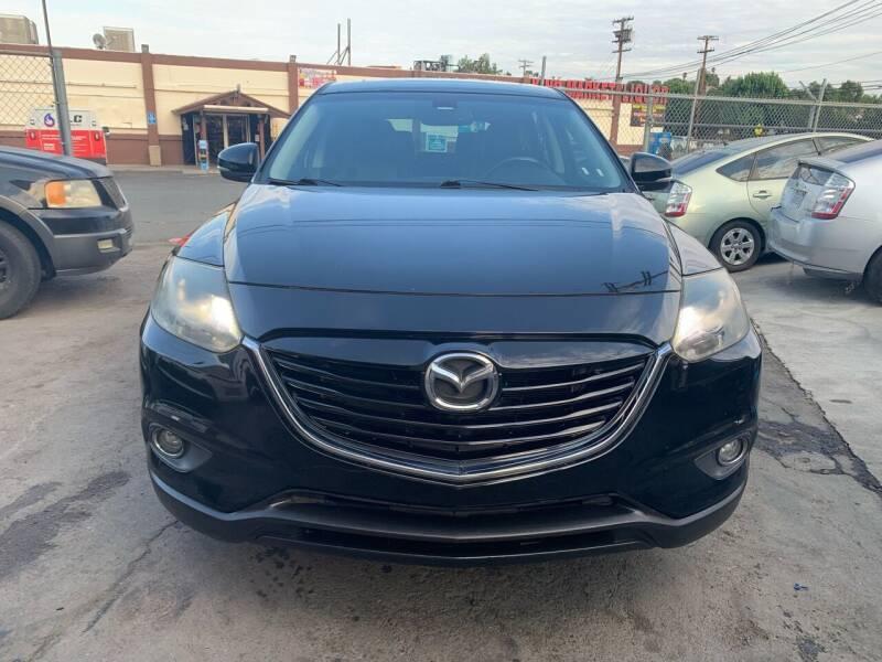 2013 Mazda CX-9 for sale at Aria Auto Sales in El Cajon CA