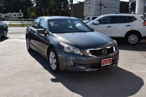 2009 Honda Accord for sale at New Park Avenue Auto Inc in Hartford CT