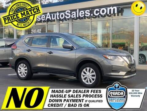 2018 Nissan Rogue for sale at AUTOFYND in Elmont NY
