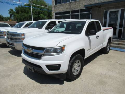 2015 Chevrolet Colorado for sale at Lone Star Auto Center in Spring TX