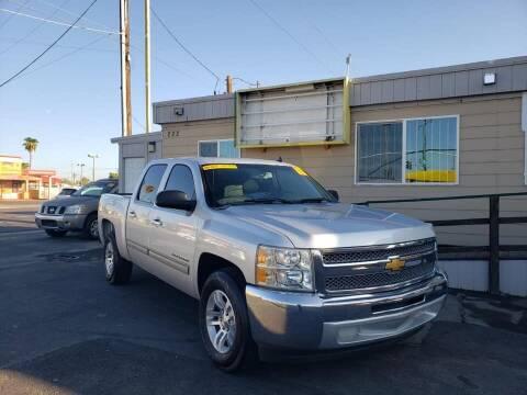 2013 Chevrolet Silverado 1500 for sale at Marys Auto Sales in Phoenix AZ